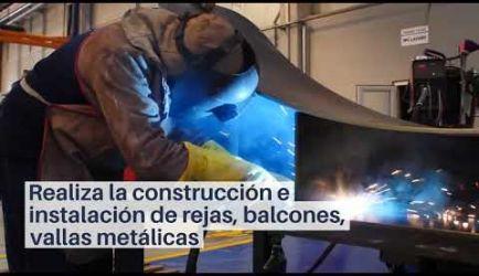 Las salidas profesionales que ofrece el Curso de Constructor Soldador de Estructuras Metálicas de Acero