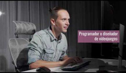 Las salidas laborales que ofrece el Curso de Diseño de Videojuegos con Unity