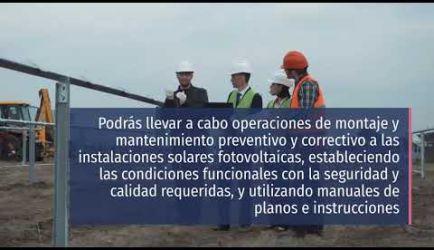 Las salidas laborales en las que ejercerás al titularte del Curso a Distancia de Energía Solar Fotovoltaica
