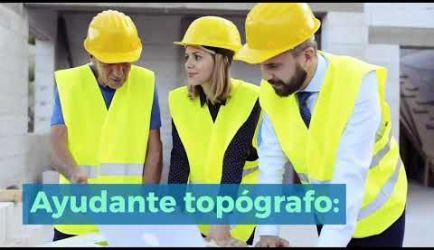 Formación Profesional de Desarrollo de Proyectos Urbanísticos y Operaciones Topográficas: salidas laborales