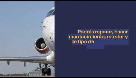 ¿Por qué estudiar y convertirte en Mecánico de Motores de Avión? Las salidas laborales en las que desarrollar tu trabajo