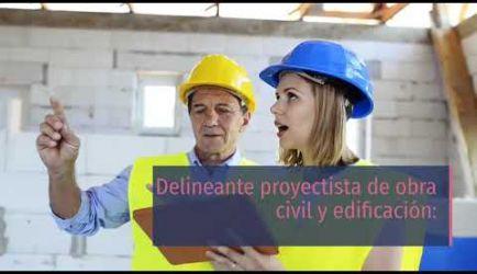 Formación Profesional de Desarrollo y Aplicación de Proyectos de Construcción: salidas laborales en las que podrás ejercer