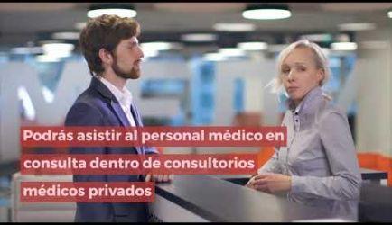 Los puestos de trabajo que ofrece el Curso de Secretariado Médico al titularte