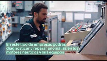 Estudiar para ser Mecánico de Motores Náuticos y Componentes Mecánicos Navales: salidas profesionales en las que desarrollar tu trabajo