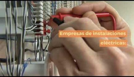 Las salidas profesionales en las que podrás ejercer al titularte del Curso de Electricista de Edificios