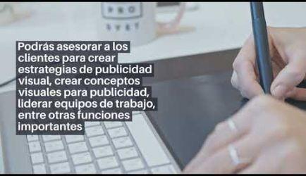Los puestos de trabajo que ofrece el Curso de Diseño Gráfico