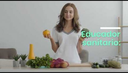 Las salidas laborales en las que podrás ejercer al graduarte del Curso a Distancia de Nutrición y Alimentación Saludable