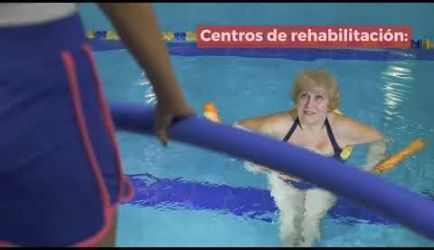 Las salidas laborales en las que ejercerás al graduarte de Monitor de Actividades Acuáticas para Personas con Discapacidad
